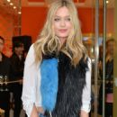 Laura Whitmore New Folli Follie Flagship Store On Oxford St Launch In London