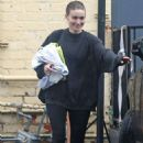 Rooney Mara – Takes Karate lessons in Los Angeles - 454 x 681
