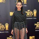 Alison Brie – MTV Movie and TV Awards 2018 in Santa Monica - 454 x 734