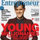 Connor Franta - Entrepreneur Magazine Cover [United States] (September 2016)