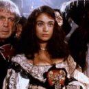 Charlotte Lewis as María-Dolores de la Jenya de la Calde Pirates (1986) - 454 x 406