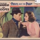 Poster of Devil and The Deep (1932) - 454 x 352