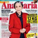 Fernanda Montenegro - Ana Maria Magazine Cover [Brazil] (1 May 2015)