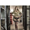 Rosie Huntington-Whiteley - Max Italy Magazine February 2011