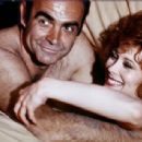 Sean Connery and Jill St. John