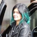 Kylie Jenner At Jolly Donuts In Canoga Park
