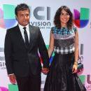 Julian Roman and Ana Serradilla- Univision's 2015 Upfronts - 382 x 600