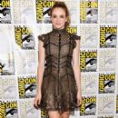 Danielle Panabaker – The Flash Movie Panel at Comic-Con 2017 - 454 x 765