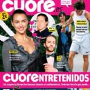 Irina Shayk - Cuore Magazine Cover [Spain] (8 April 2020)