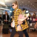 Gigi Hadid – Arrives at Haneda International Airport in Tokyo