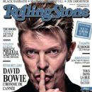David Bowie - Rolling Stone Magazine Cover [France] (February 2017) - 454 x 587