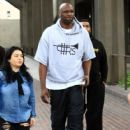 Lamar Odom is spotted out filming a new reality tv show in Beverly Hills, California on January 9, 2017 - 418 x 600