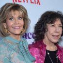Jane Fonda – 'Grace and Frankie' Season 3 Premiere in Los Angeles - 454 x 321