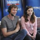 Actress Hayley Atwell attends SiriusXM's Entertainment Weekly Radio Channel Broadcasts From Comic-Con 2015 at Hard Rock Hotel San Diego on July 11, 2015 in San Diego, California - 454 x 400