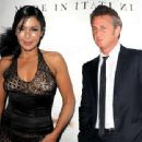 Sean Penn and Maria Alonso  -  Wallpaper - 448 x 339