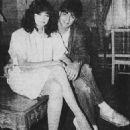 Valerie Bertinelli and Eddie Van Halen - 454 x 554