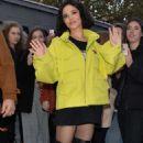 Cheryl Tweedy – Arrives at Capital FM in London
