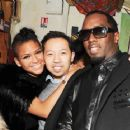 P. Diddy and Cassie