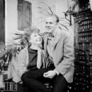 Fosse and Gwen at their home in Manhattan, March 24th, 1966.