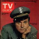 Dom DeLuise - TV Guide Magazine Cover [United States] (2 February 1974)