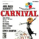 CARNIVAL Original 1961 Broadway Cast Music by Bob Merrill - 454 x 479