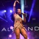 Alexandra Burke – Performs at Manchester Pride's Big Weekend in Manchester - 454 x 655