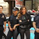 Nina Dobrev as Josie in Let's Be Cops - 454 x 303