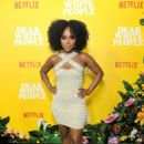 Antoinette Robertson – 'Dear White People' Season 3 Premiere in Los Angeles - 454 x 657