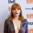 Bryce Dallas Howard – Dads premiere in Toronto - 454 x 303