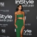 Laura Harrier – 2019 InStyle Awards in Los Angeles - 454 x 640