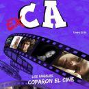 Emilia Attías - Ex Ca Magazine Cover [Argentina] (January 2016)
