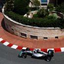Monaco GP Practice 2016
