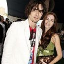 Kim Smith and Tyson Ritter