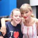 Taylor Swift at SEACREST STUDIOS (July 20)