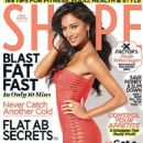 Nicole Scherzinger Covers Shape December 2011