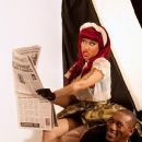 Nicki Minaj - MTV VMA 2010 Commercial Behind-The-Scenes