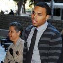 Chris Brown Praised at Progress Hearing