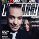 Lindemann (band) - Kerrang Magazine Cover [United Kingdom] (23 November 2019)