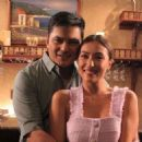 Gabby Concepcion and Solenn Heussaff