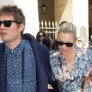 Kate Moss Goes Topless During PDA-Filled Vacation With Nikolai von Bismarck in Italy