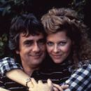 Kate Capshaw and Dudley Moore in Best Defense (1984) - 454 x 733
