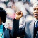 Winnie Mandela and Nelson Mandela - 454 x 283
