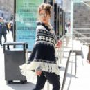 Kate Beckinsale  out & about  (April 6, 2016) - 400 x 600