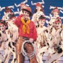 The Will Rogers Follies Original 1991 Broadway Cast Starring Keith Carradine - 454 x 290