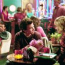 Jonathan Taylor Thomas and Allison Mack