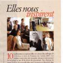 Nathalie Simard - Chatelaine Magazine Pictorial [Canada] (1 April 2006) - 454 x 639