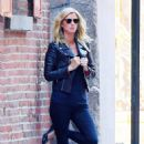 Nicky Hilton – Photoshoot candids in SoHo - 454 x 681