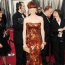 Ellie Kemper At The 84th Annual Academy Awards - Arrivals (2012)