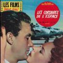 Coleen Gray - Les films pour vous Magazine Cover [France] (5 June 1961)