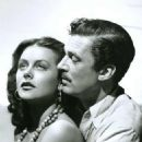 Hedy Lamarr and Walter Pidgeon
